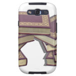 BooksStackedWithGoldLeaf052712.png Samsung Galaxy S3 Cases