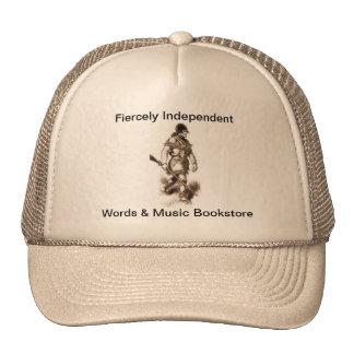 Bookstore Ball cap Trucker Hat
