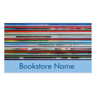 bookstore Double-Sided standard business cards (Pack of 100)
