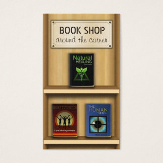 Bookstore Business Cards