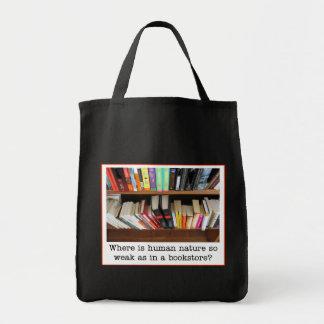 Bookstore Quote tote