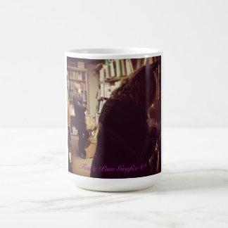 Bookstore Safari Coffee Mug