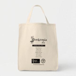 Booktopia 2014 - Asheville NC Tote Bag Tote Bags