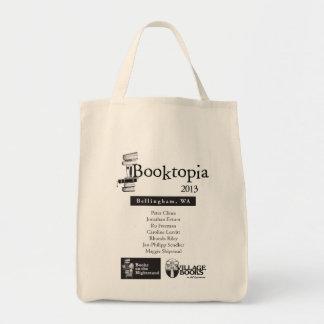 Booktopia 2103 - Bolso de Bellingham WA Bolsa Tela Para La Compra