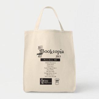 Booktopia 2103 - Bolso de Petoskey MI Bolsas Lienzo