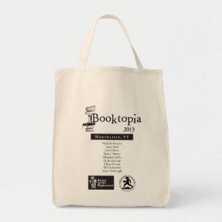 Booktopia 2103 - Bolso del VT de Manchester Bolsa Tela Para La Compra