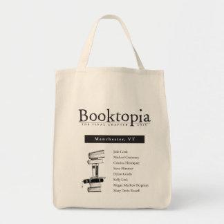 Booktopia 2105: The Final Chapter - VT Bag