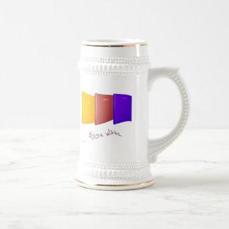 Bookwave-2 Beer Stein