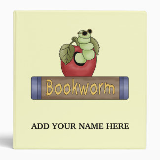 Bookworm Binder