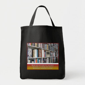 Bookworm book bag bag