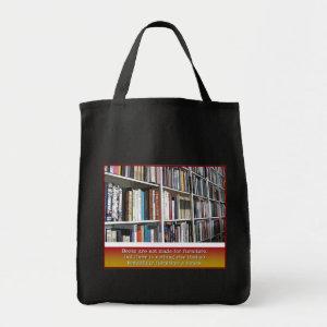 Bookworm book bag bag