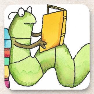 Bookworm Coaster