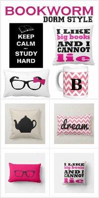 Bookworm Dorm Style