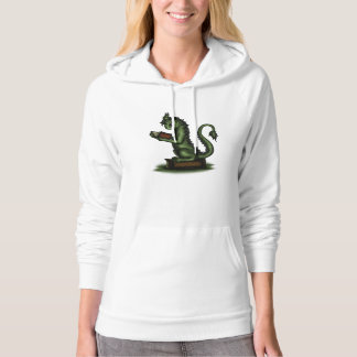 Bookworm Dragon Sweatshirt