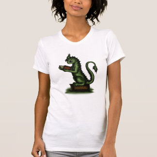 Bookworm Dragon T-Shirt