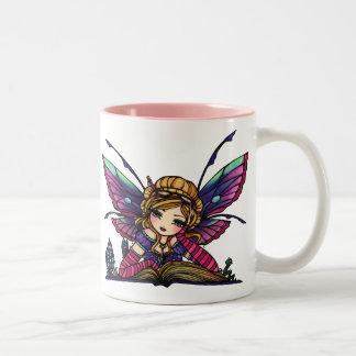Bookworm Fairy Mug