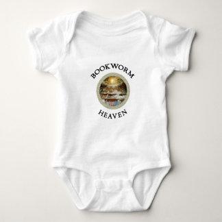 Bookworm heaven baby bodysuit