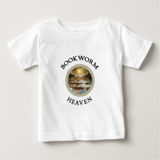 Bookworm heaven baby T-Shirt