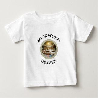 Bookworm heaven baby T-Shirt