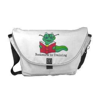 Bookworm in Training Diaper Bag