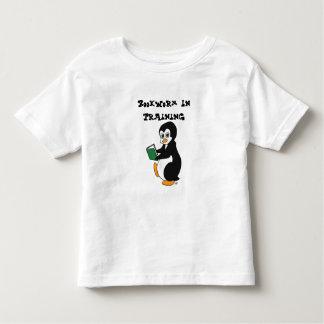 Bookworm In Training T-Shirt