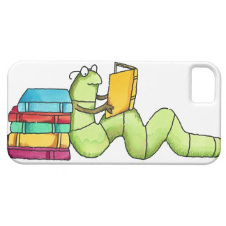 Bookworm iPhone SE/5/5s Case