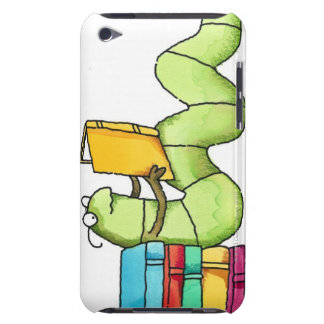 Bookworm iPod Touch Case-Mate Case