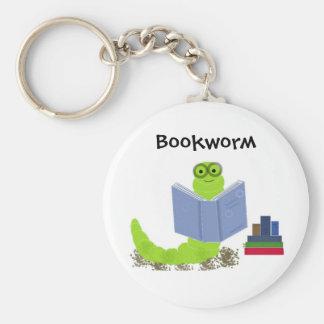 Bookworm Key Chains