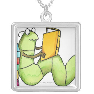 Bookworm Custom Jewelry