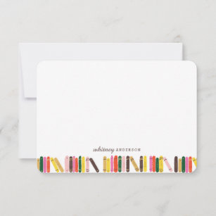 Personalized Flat Note CardsPersonalized StationeryPersonalized Kids Note CardsHorse Note CardsStationery SetGirlsBoys Stationery