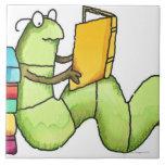 Bookworm Tile