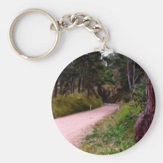 Boolboonda Tunnel QLD. Australia Keychain
