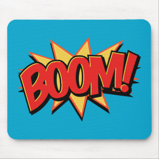 Boom -516 mouse pad