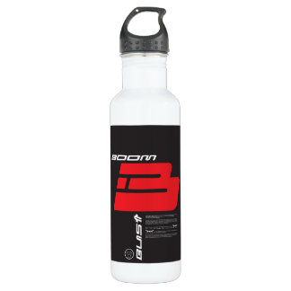 Boom and Bust 24oz Water Bottle