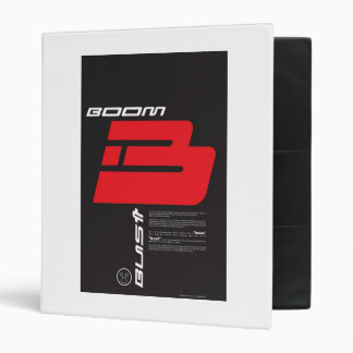 Boom and Bust Binder