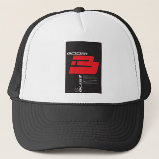 Boom and Bust Trucker Hat