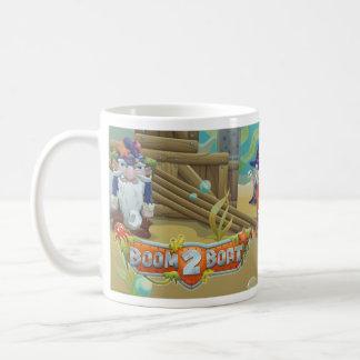 Boom Boat 2 Coffee Mug