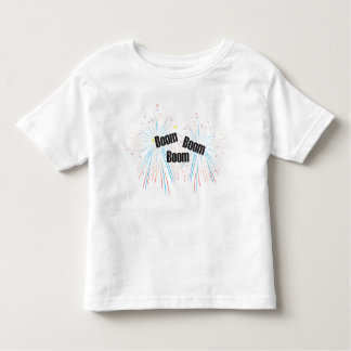 Boom Boom Boom Toddler T-shirt