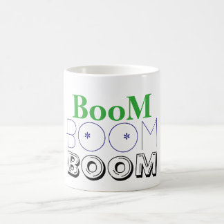 Boom Boom Mug Image