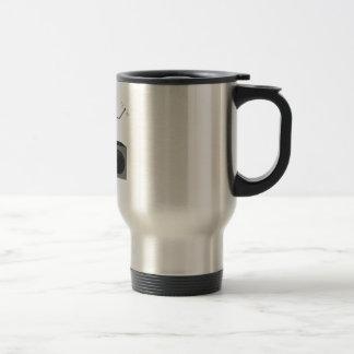 Boom Box 15 Oz Stainless Steel Travel Mug
