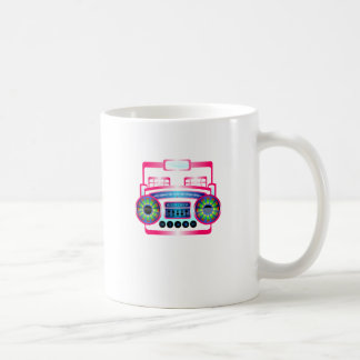 Boom Box by Chillee Wilson Coffee Mug
