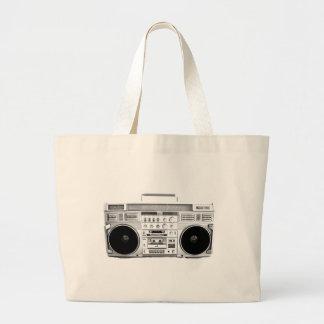 Boom Box Ghetto Blaster 80s 70s Cassette player Bags