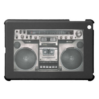Boom Box Ipad case