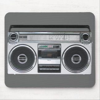Boom Box Mousepad