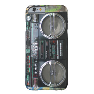 Boom Box Radio Case
