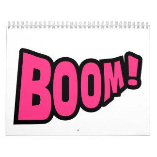 Boom Calendar