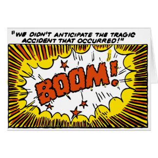 BOOM! -- CARDS
