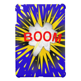 Boom Cartoon Bubble Case For The iPad Mini