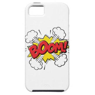 Boom Cartoon Design iPhone 5 Cases