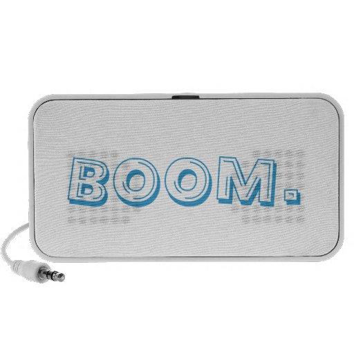 """""""BOOM."""" - Doodle Speaker"""